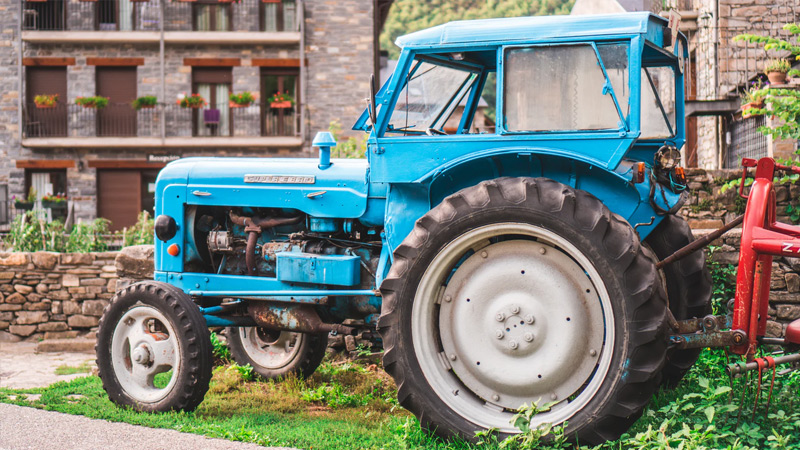 Buying a Used Tractor 11 Things You Need to Look Out For