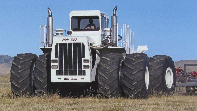 15 Strongest Tractors in the World