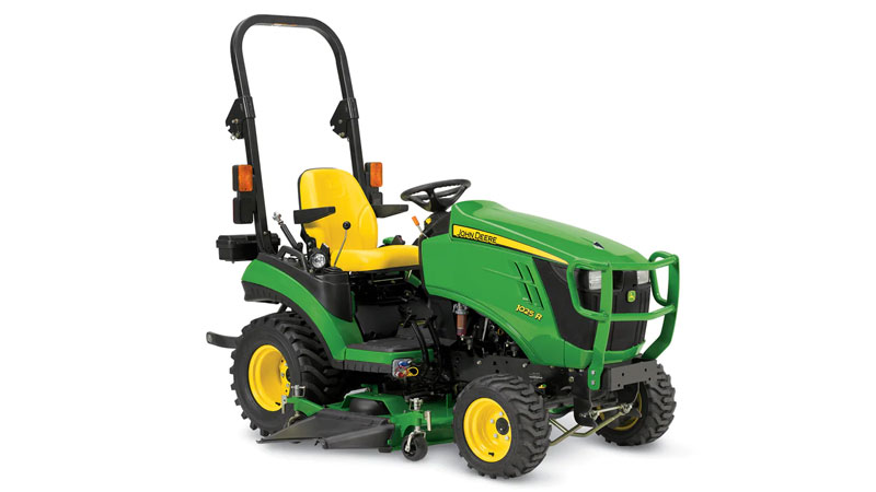 10 Best Sub-Compact Tractors in The World (2021)
