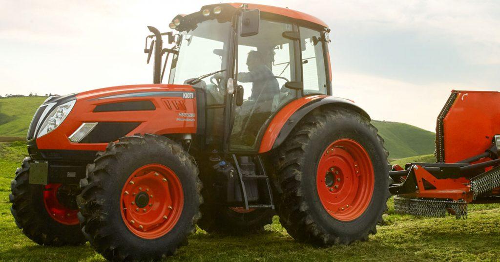Where are Kioti tractors made?