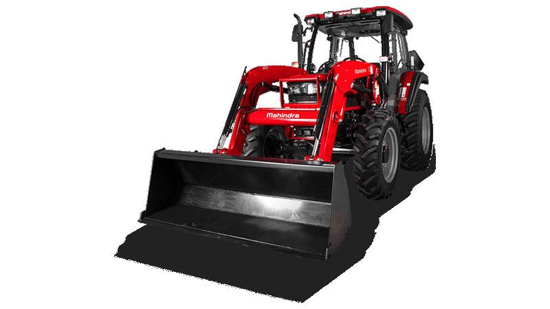 Where are Mahindra Tractors Made?