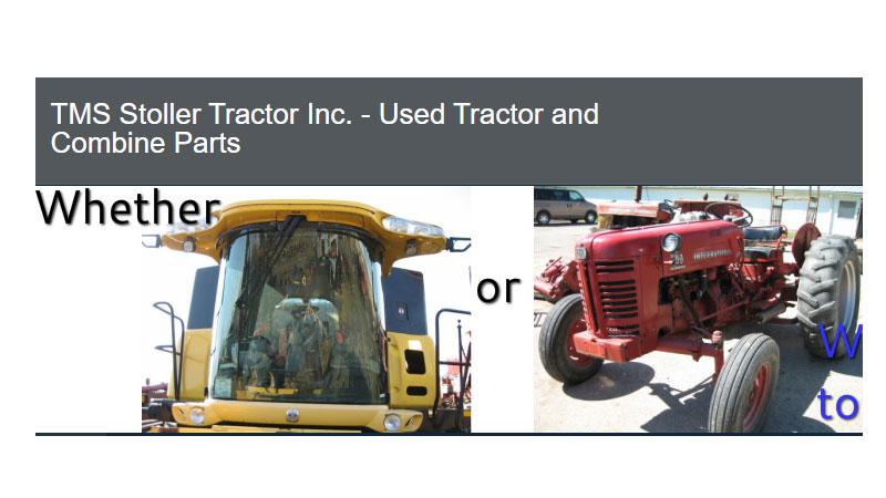 10 Farm Tractor Salvage Yards in Ohio (2021)