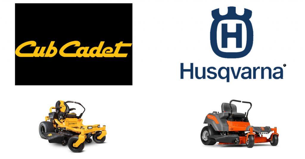 Cub Cadet vs Husqvarna Riding Mower: Which One Should You Choose