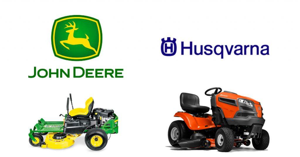 John Deere vs Husqvarna Riding Mower: Which One Should You Choose