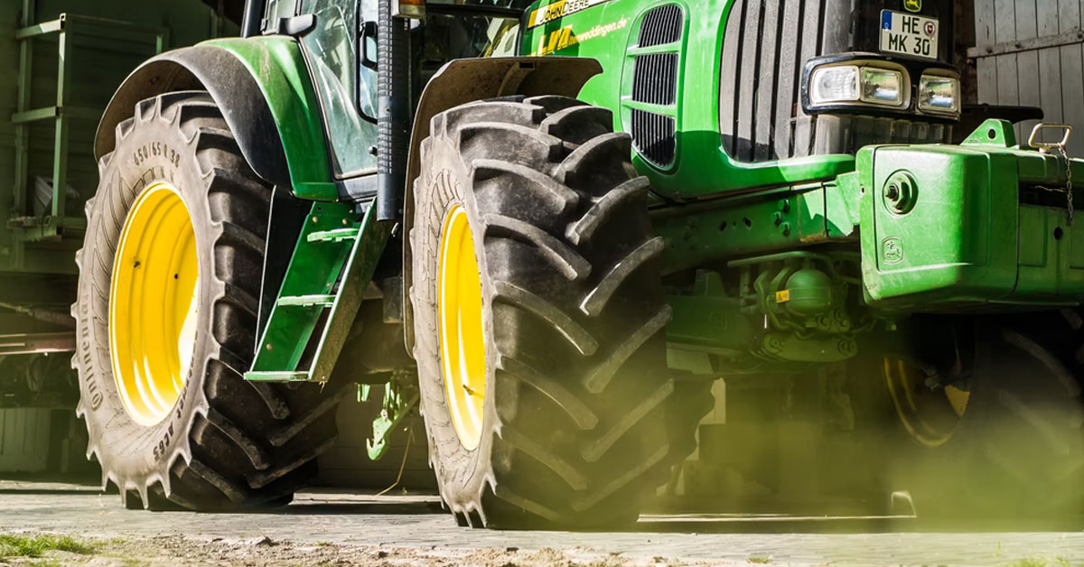 Tractor Tire Weight By Size (Including Chart)